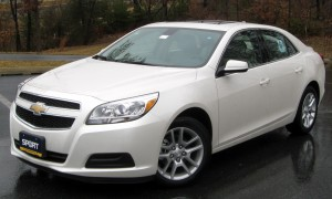 Safest Vehicles On Road - Chevrolet Malibu